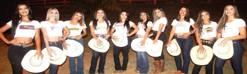 Ouro Preto: amanhã (21), acontece o tradicional Baile da Rainha da 14ª Expo Show Norte