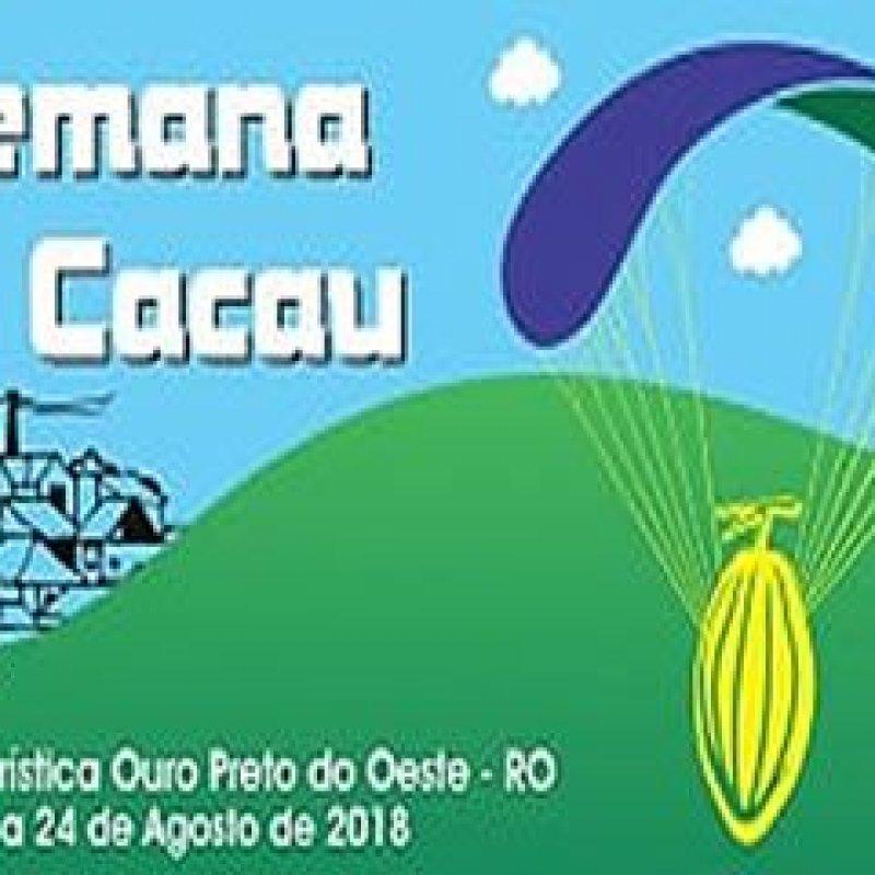 """CEPLAC promove """"Semana do Cacau"""" em Ouro Preto do Oeste"""
