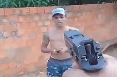 Atirador filma execução de ex-presidiário em Mirante da Serra e tentativa de homicídio de apenado em Ji-Paraná