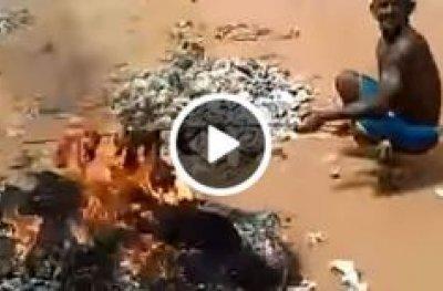 Presos fazem churrasco de carne humana em presídio do RN