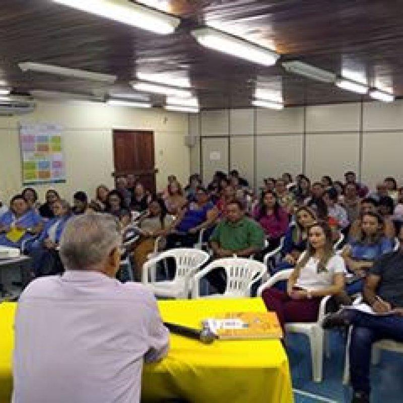 Ouro Preto: Secretaria Municipal de Educação realiza Encontro Pedagógico