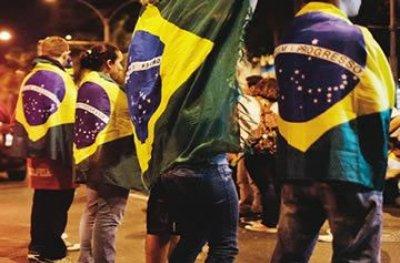 Empresários organizam caminhada pró-Bolsonaro em Ouro Preto do Oeste