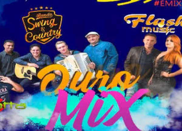 Promoção ingresso Ouro Mix #ouropretodooeste