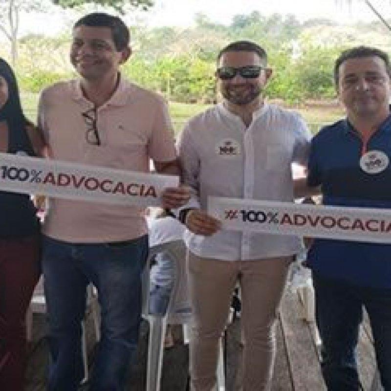 Advogados de Ouro Preto do Oeste são eleitos conselheiros da OAB