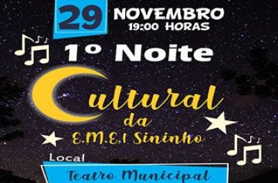 Escola Sininho, de Ouro Preto do Oeste, promove 1ª Noite Cultural