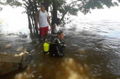 Criança de dois anos desaparece no Rio Machado, em Ji-Paraná