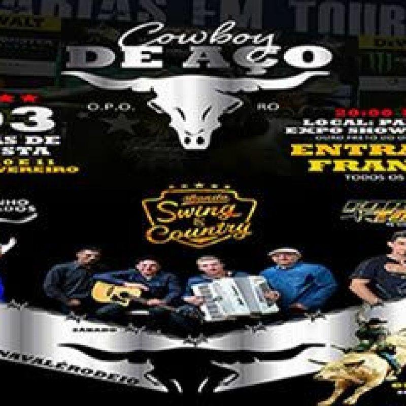 Cowboy de Aço, o evento country que promete movimentar a cidade de Ouro Preto