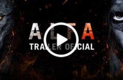 Confira o primeiro trailer de Alfa, o novo filme da Sony Pictures