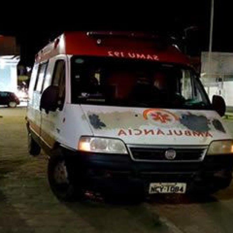 Samu compartilhado? Ambulância de Ariquemes leva dez pessoas para Porto Velho