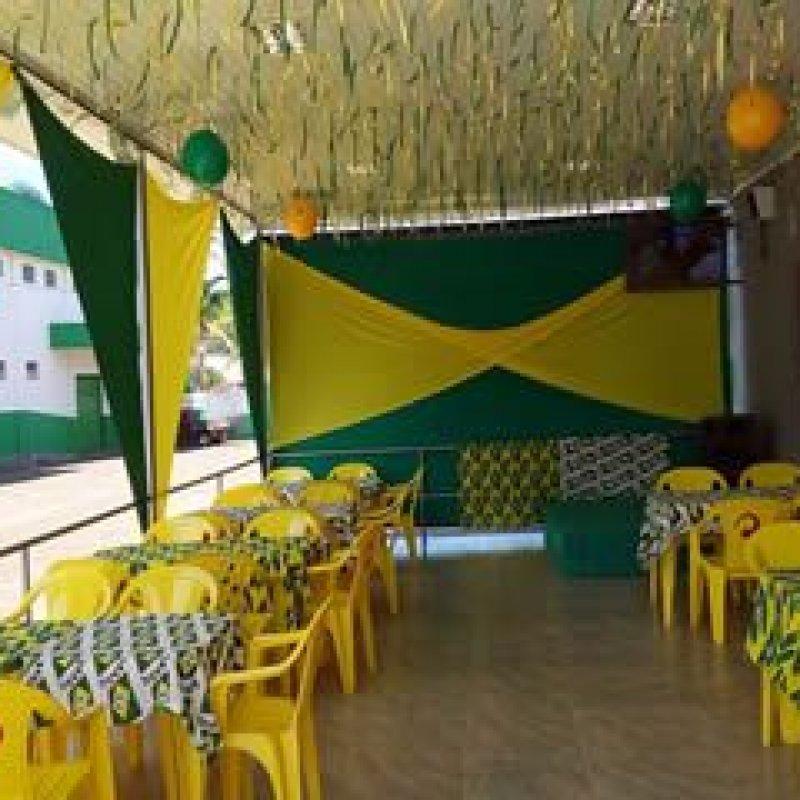 Ouro Preto: comércios decorados com a temática da Copa do Mundo concorrem a prêmios