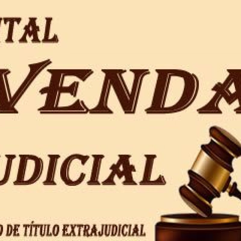 ATENÇÃO - Edital de venda Judicial