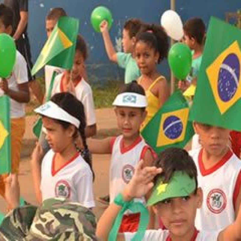 Ouro Preto: Desfile cívico de 7 de Setembro contará com a participação de 22 escolas
