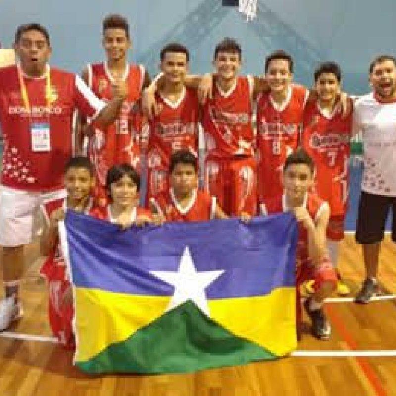 Rondônia conquista sete medalhas nos Jogos Escolares da Juventude de 2017