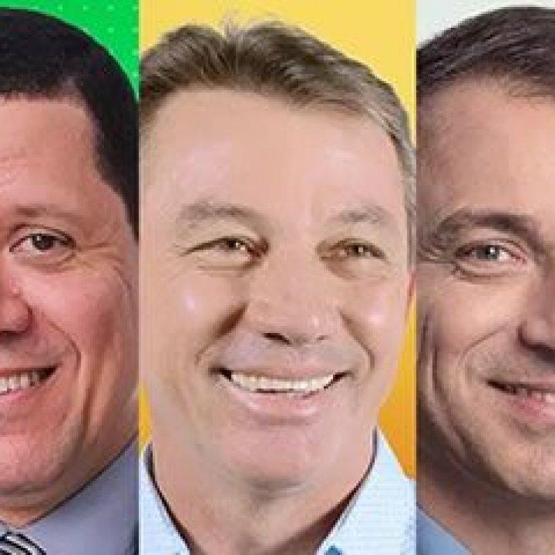 Candidatos do partido de Bolsonaro lideram pesquisa em três estados