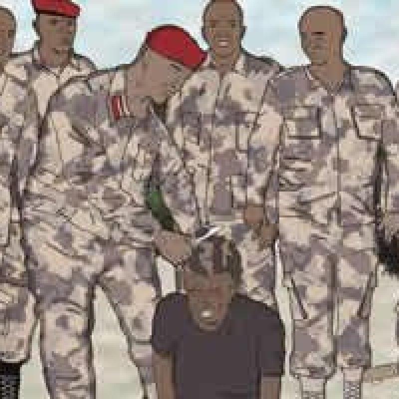 O país onde a polícia está raspando cabelo afro de homens