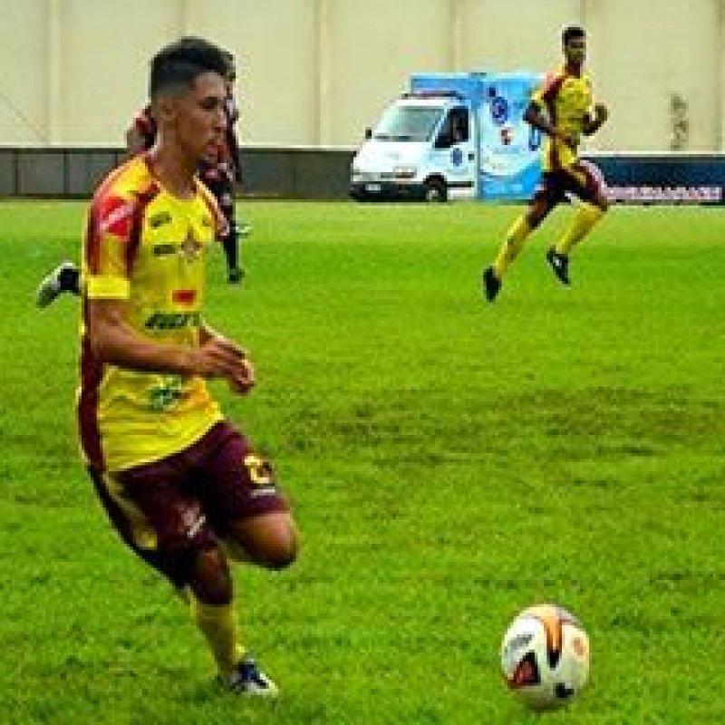 GALO DA BR: Ji-Paraná apresenta o lateral-direito Charlinho para o Estadual de 2019