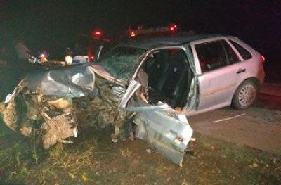 Motorista embriagado provoca grave acidente na BR 364