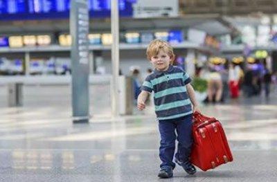 Juizado da Infância alerta sobre mudança na lei para viagens de menores