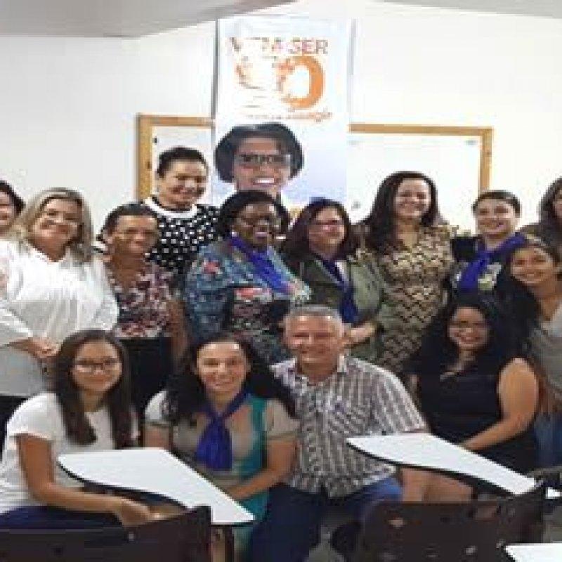 Rosária Helena participa de evento em homenagem às mulheres, em Ariquemes