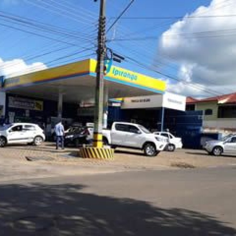 Motoristas correm para os postos, temendo a escassez de combustível em Ouro Preto do Oeste