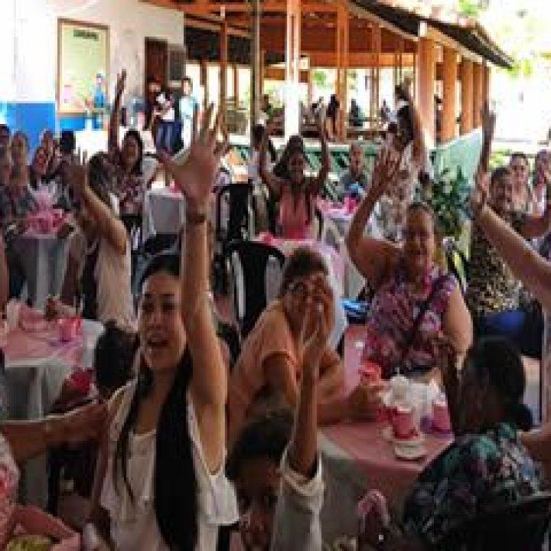 Semas de Ouro Preto do Oeste realiza evento em homenagem às mães
