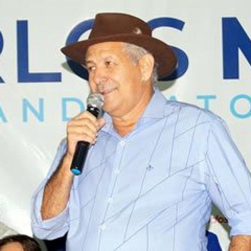 PP de Rondônia oficializa pré-candidatura de Carlos Magno ao Senado