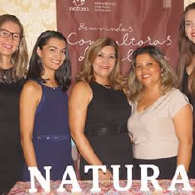 Encontro de consultoras de beleza Natura é realizado em Ouro Preto do Oeste