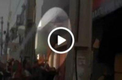Mulher se joga de prédio para escapar de incêndio na BA