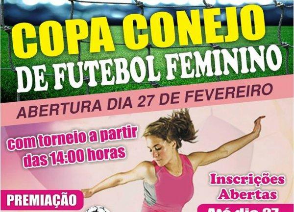 Copa Conejo de Futebol Feminino