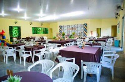 Uma nova opção em espaço para festas e eventos em Ouro Preto do Oeste