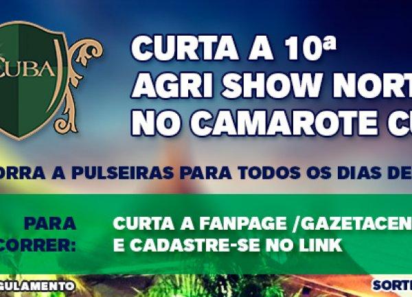 Camarote Cuba 10ª Agri Show