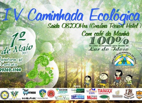 IV Caminhada Ecológica