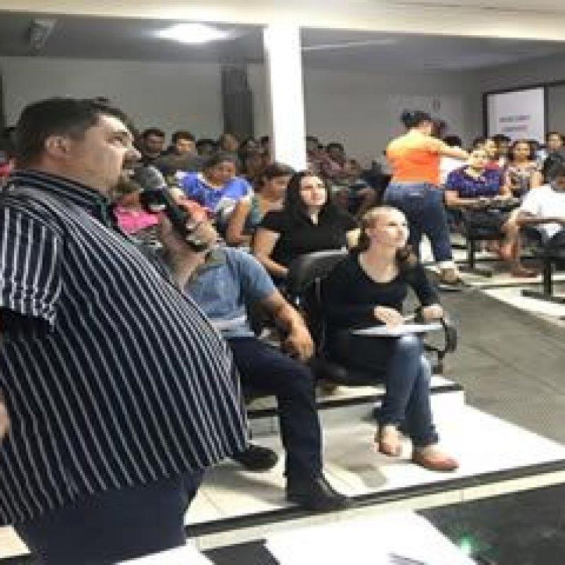 Ouro Preto: curso de informática básica para concurso tem quase 200 inscritos