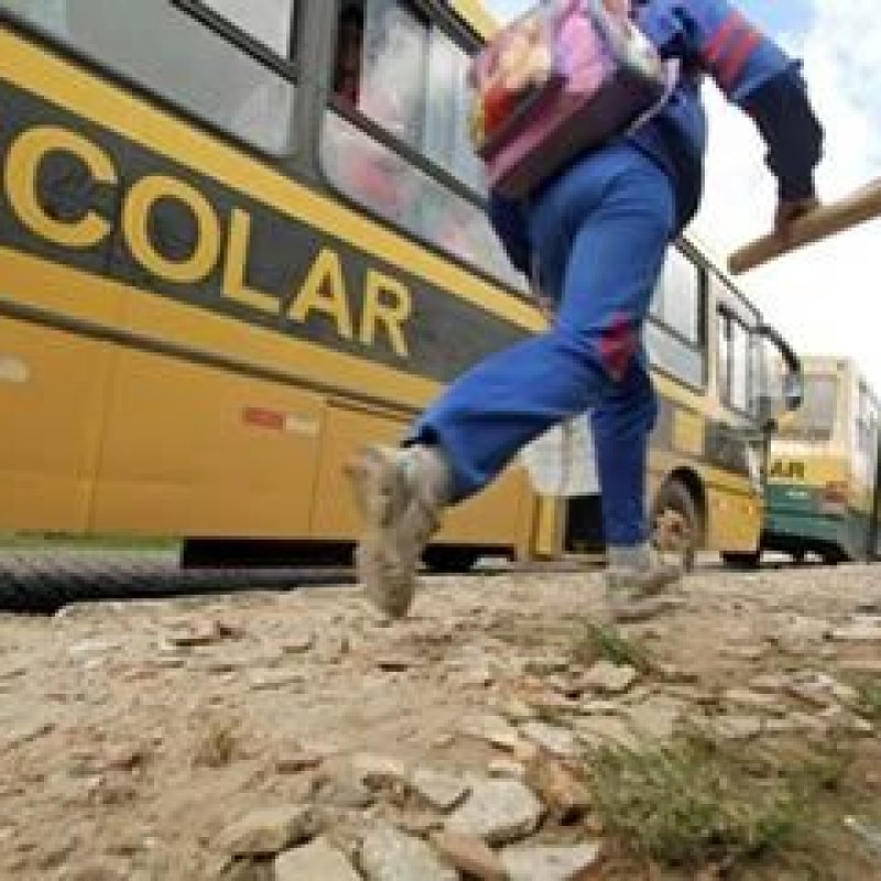 Ouro Preto: escolas da zona rural suspendem aulas por causa da greve dos caminhoneiros