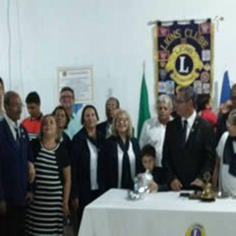 Nova diretoria toma posse no Lions Clube de Ouro Preto