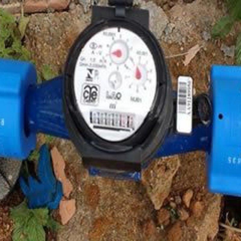 Caerd intensifica a instalação de hidrômetros em Teixeirópolis