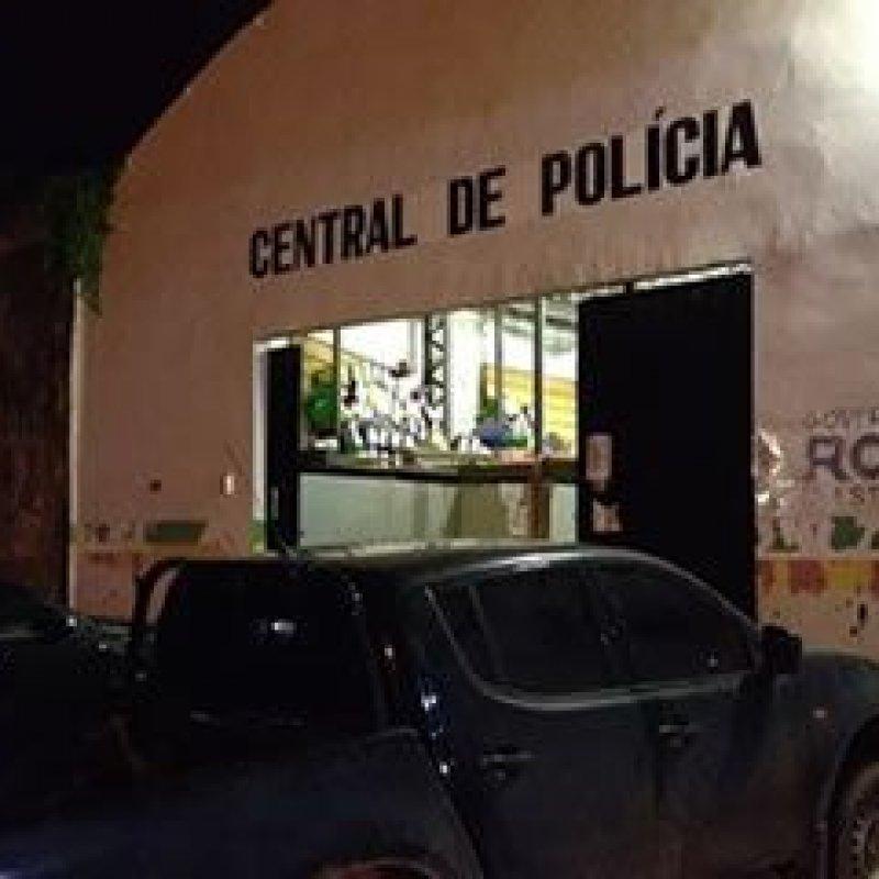 Policial Civil é preso suspeito de tentar matar casal a tiros