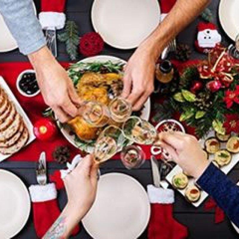 Nutricionista dá dicas de ceia saudável para o Natal