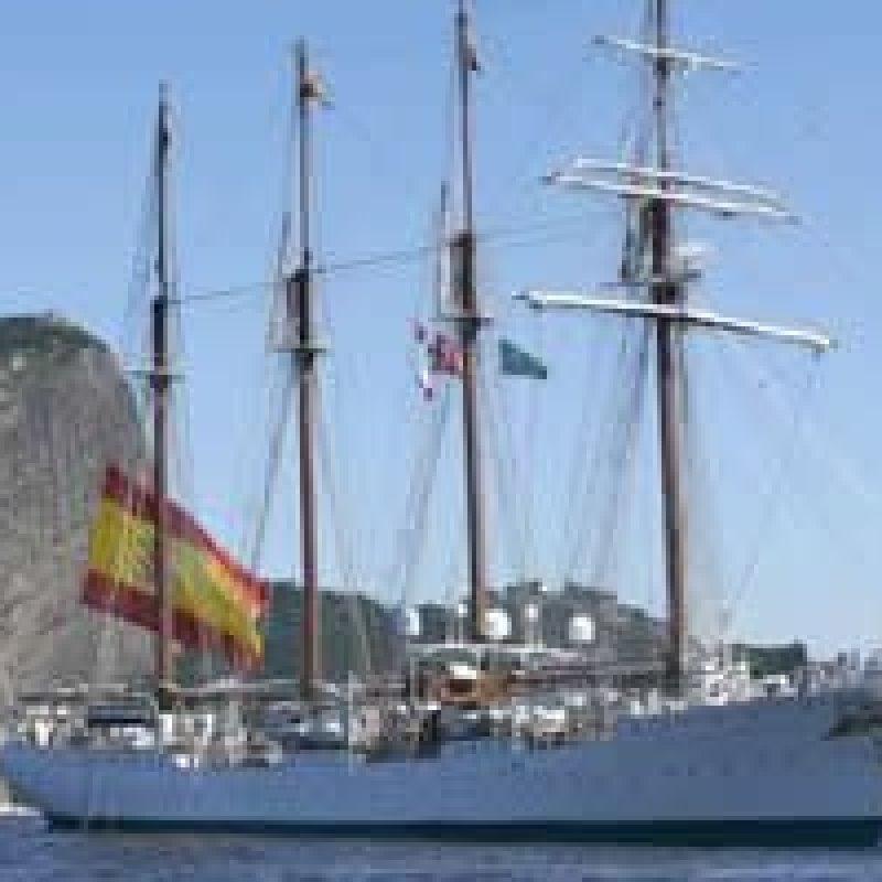 Veleiros estrangeiros chegam ao Rio e recebem visitação pública