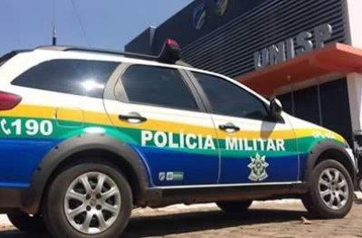 Posto de Combustível tem prejuízo de R$ 1.350,00 ao ser furtado na madrugada deste domingo