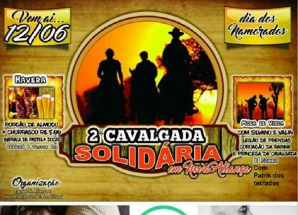 2º Cavalgada Solidária