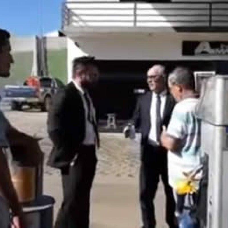 Dono de posto é preso em Rondônia após aumentar preço da gasolina; veja vídeo