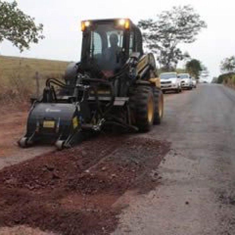 Governo de Rondônia investe em maquinário para otimizar recuperação de rodovias estaduais