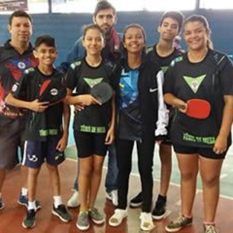 Mesatenista de Ouro Preto representará Rondônia nos Jogos Escolares,  em Curitiba