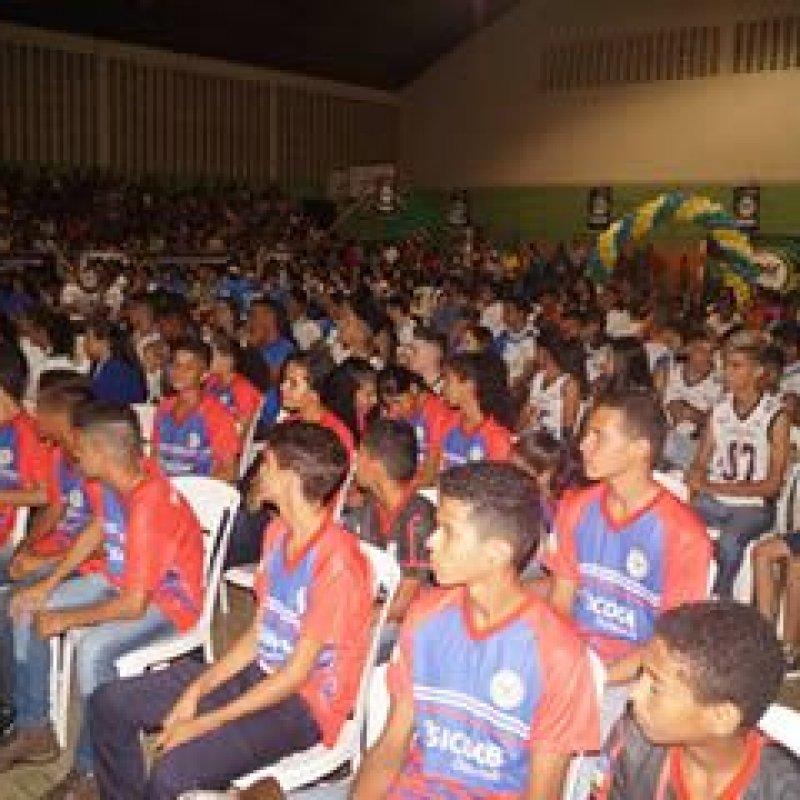 Ouro Preto do Oeste sedia fase regional dos Jogos Escolares de Rondônia 2017