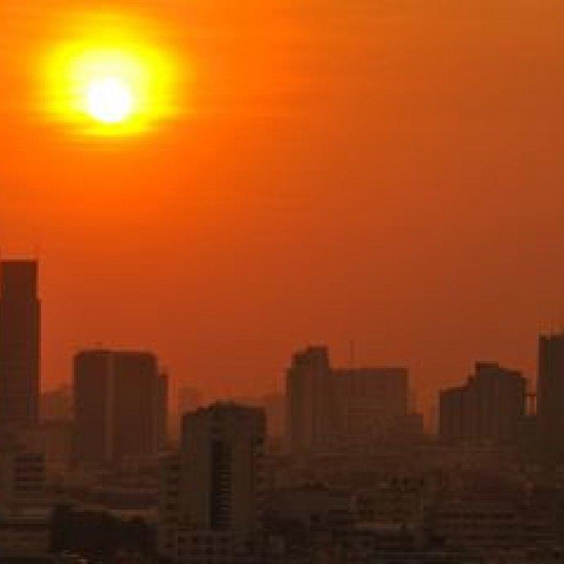 Índice de umidade relativa do ar poderá atingir estado de atenção nesta próxima sexta feira