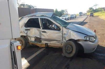 Jaru: Grave acidente de trânsito deixa uma vítima fatal na BR-364