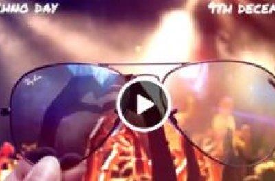 Momentos mágicos você encontra com os óculos certos