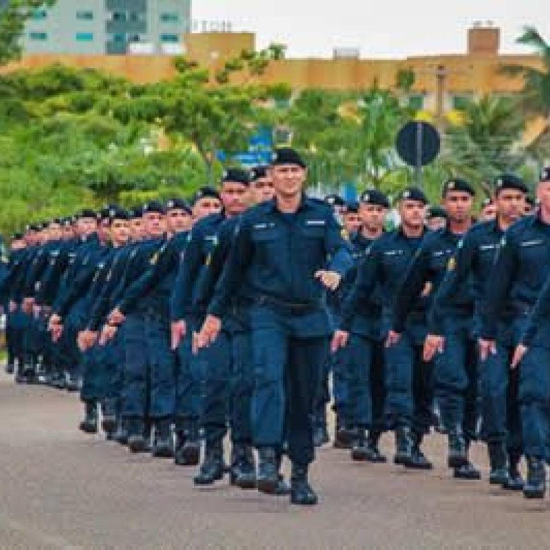 Polícia Militar de Rondônia completa 43 anos