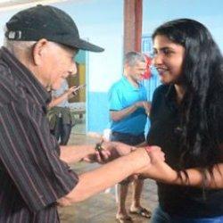 Acadêmicos de pedagogia da Uneouro realizam visita ao Lar do Idoso de Ouro Preto do Oeste